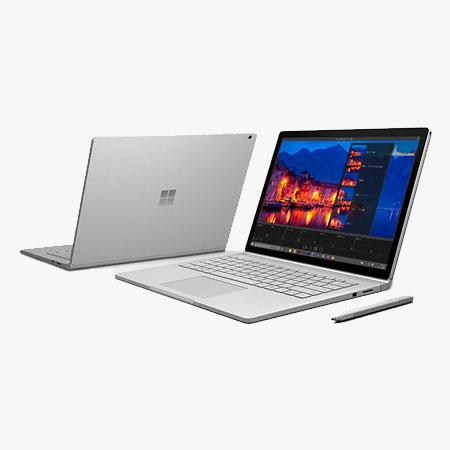 продать ноутбук Microsoft