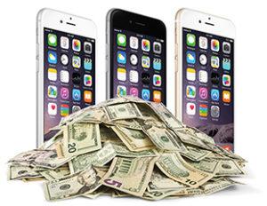продать iPhone